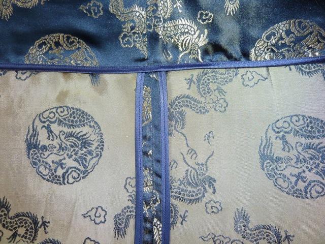 Hong kong seam finish and hem with binding