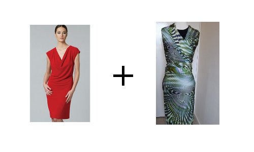 Vogue 1250 and fabric