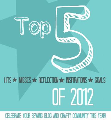 Top 5 of 2012
