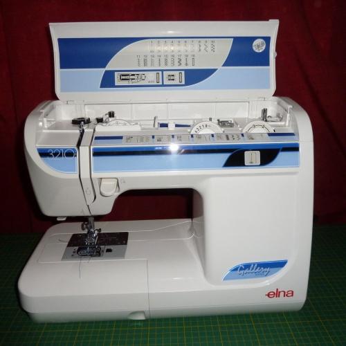 Elna 3310 sewing machine