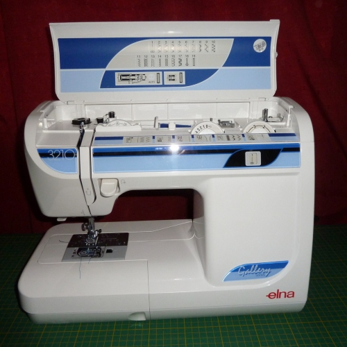 Elna 3310 sewing machine