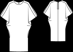 Burda 134-06-2012 line art