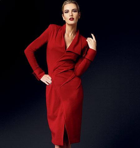 Vogue 1361 pattern photo
