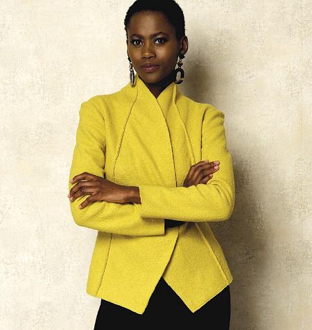 Vogue 8932 pattern photo
