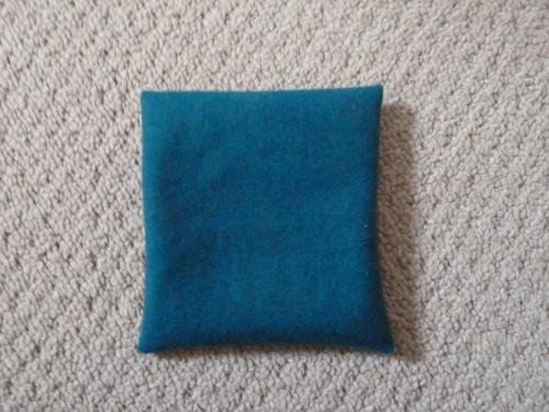 Pocket after turning (outside)