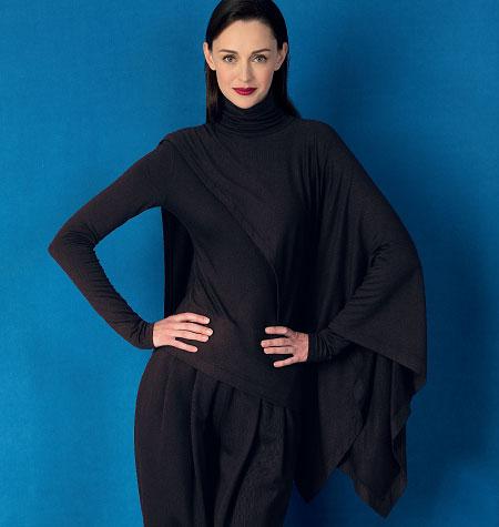 Vogue 1417 pattern photo