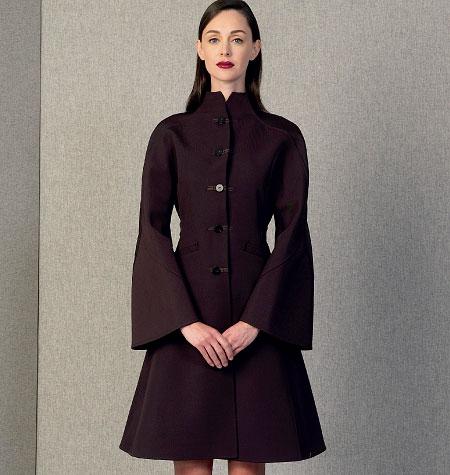 Vogue 1419 pattern photo