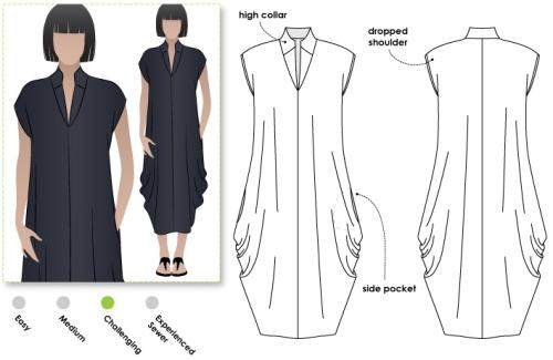 Stylearc Toni dress