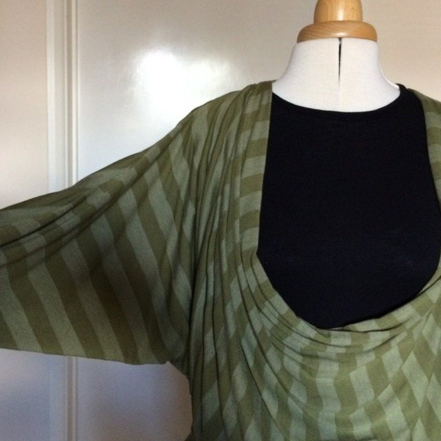 Drape Drape 2 no 11 right sleeve