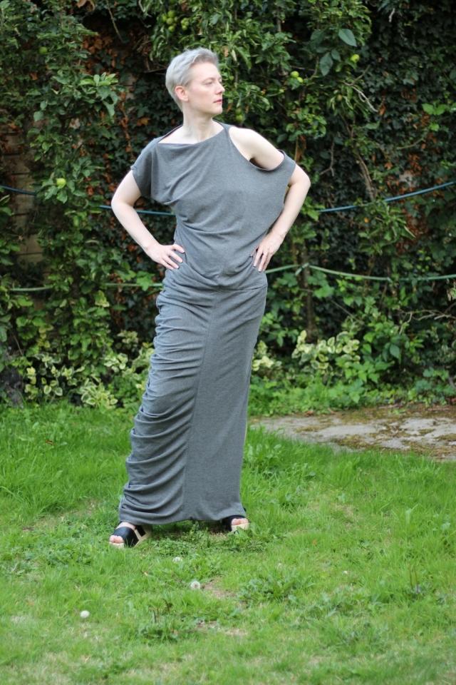 Vogue 1305 alternative neckline