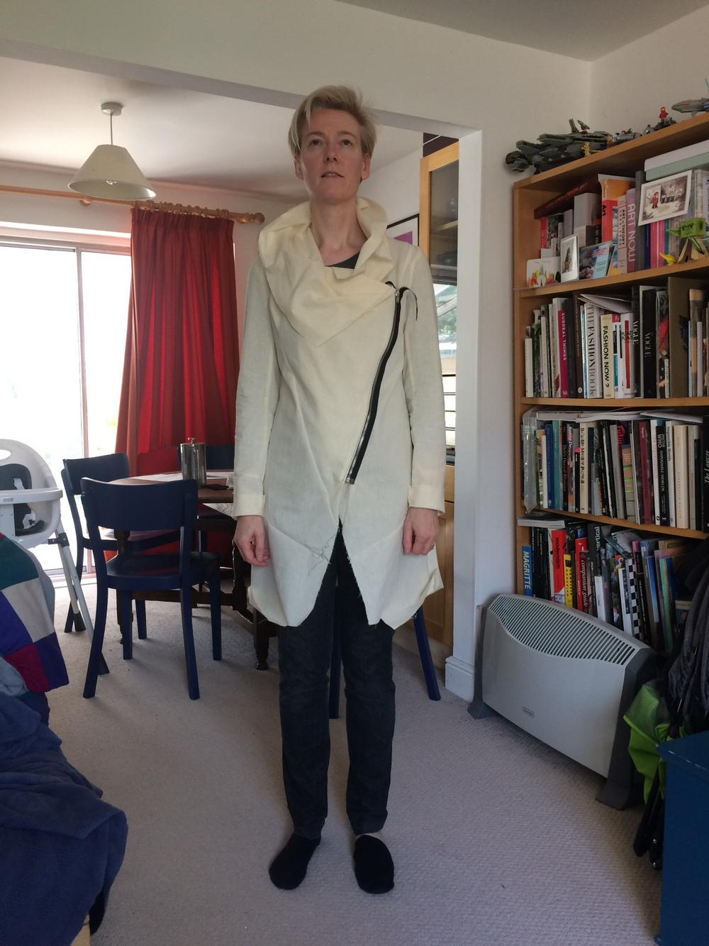 Style Arc Genevieve toile front