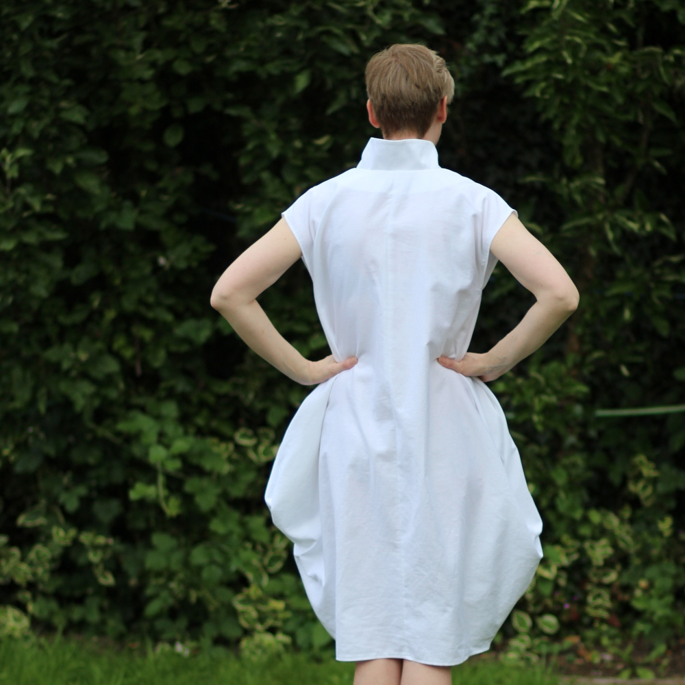 White Style Arc Toni back view