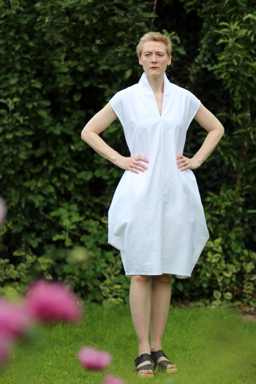 White Style Arc Toni front view