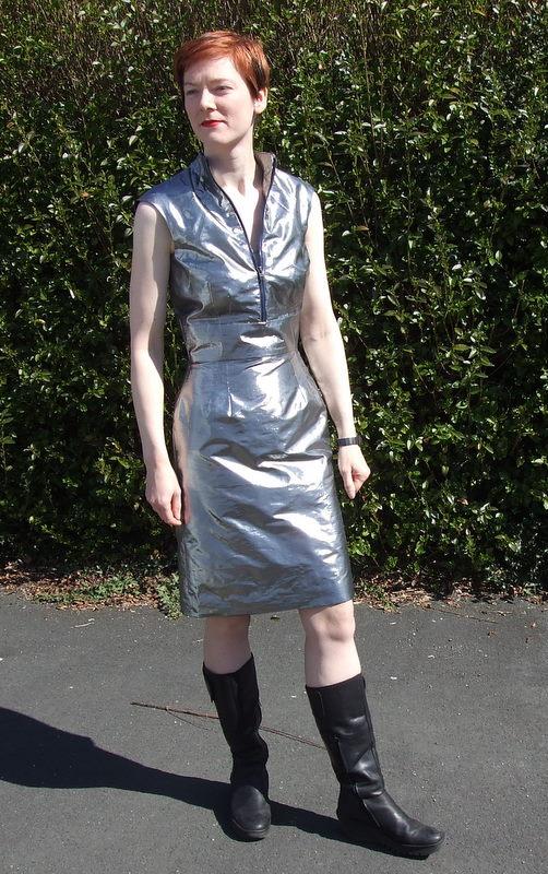 Vogue 8633 silver version